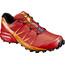 Salomon Speedcross Pro Shoes Men fiery red/bright marigold/black